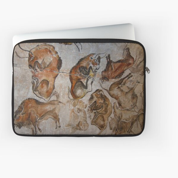 Altamira Bisons. Altamira cave paintings Laptop Sleeve