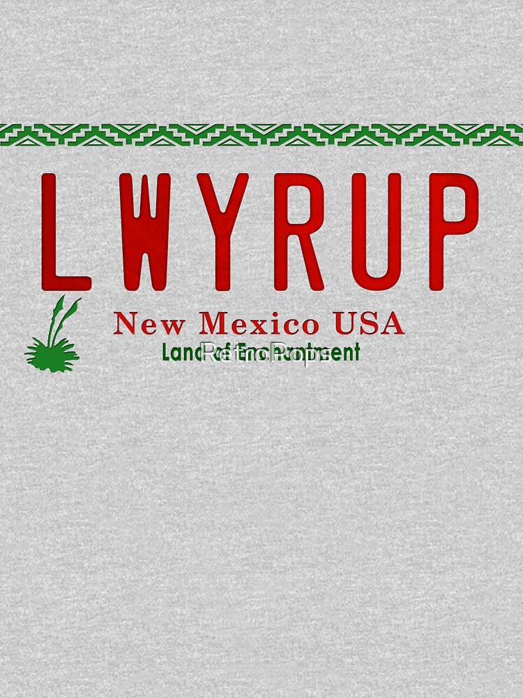 LWYRUP (Breaking Bad, Better Call Saul) | Unisex T-Shirt