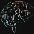 my mind is a safe von rifato