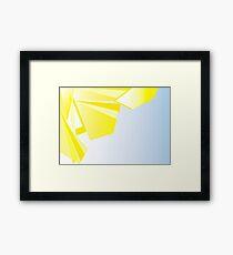 Trigonometry Framed Print