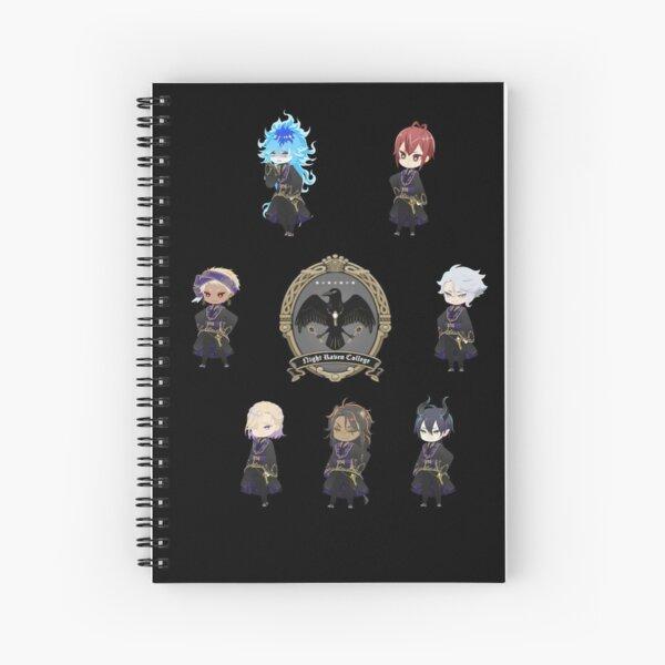 Dorm Leader Squad Spiral Notebook