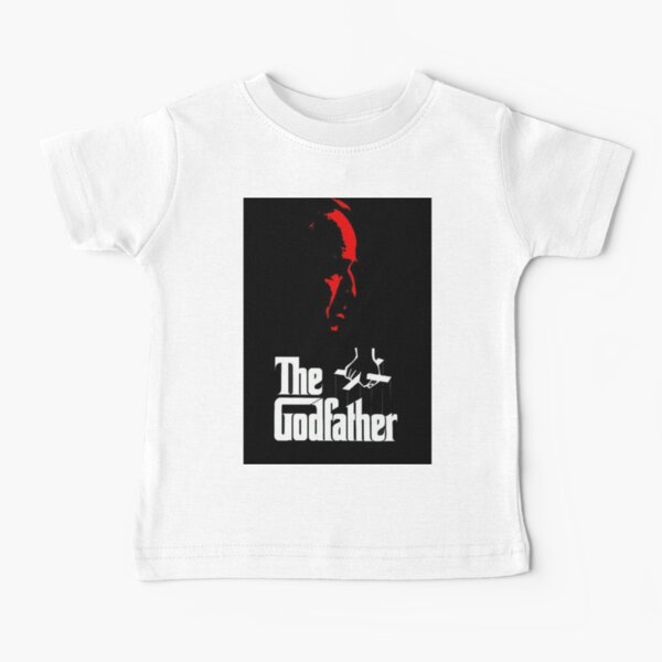 Red Silhoutte Baby T-Shirt