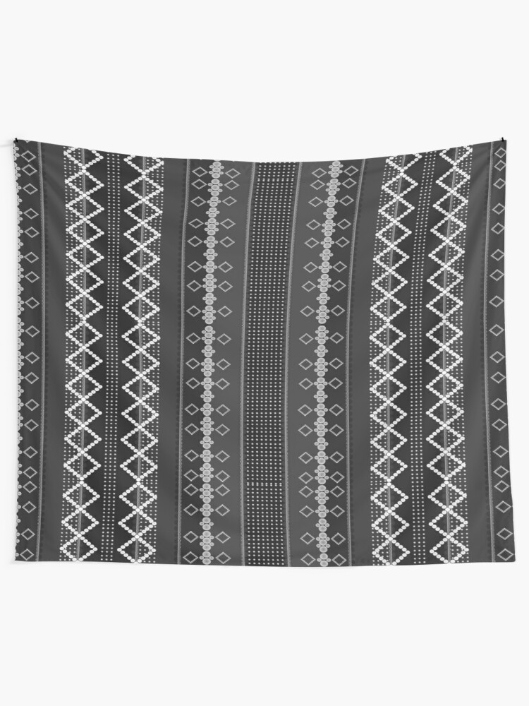 Alternate view of LaFara Stitches Decoration 2 Tapestry