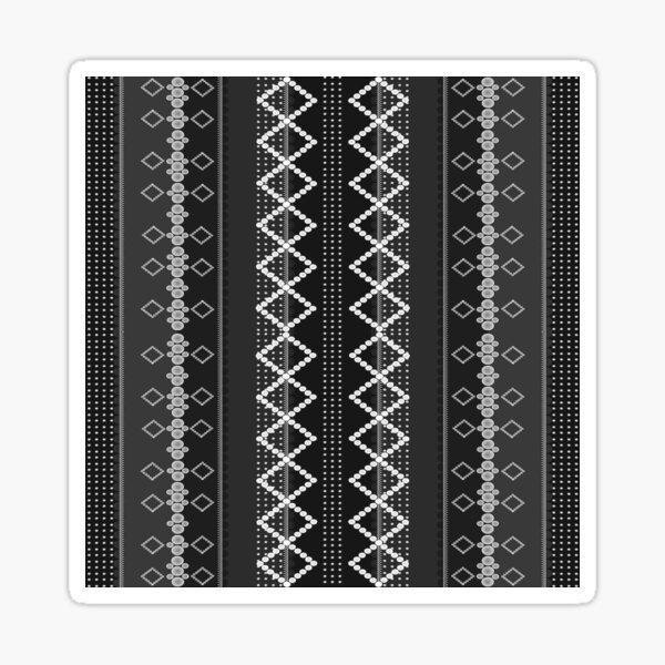 LaFara Stitches Decoration 2 Sticker