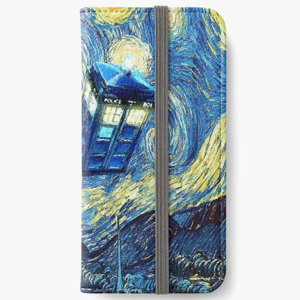 Van Gogh iPhone Wallet