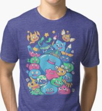 Slime Party!  Tri-blend T-Shirt