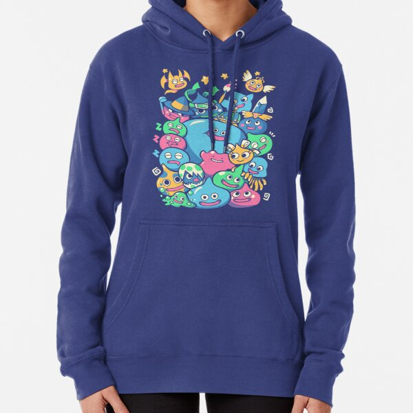 Slime Party!  Pullover Hoodie
