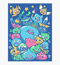 Slime Party!  Photographic Print