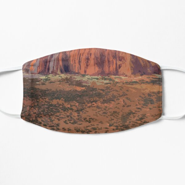 Visit Ayers Rock Mask