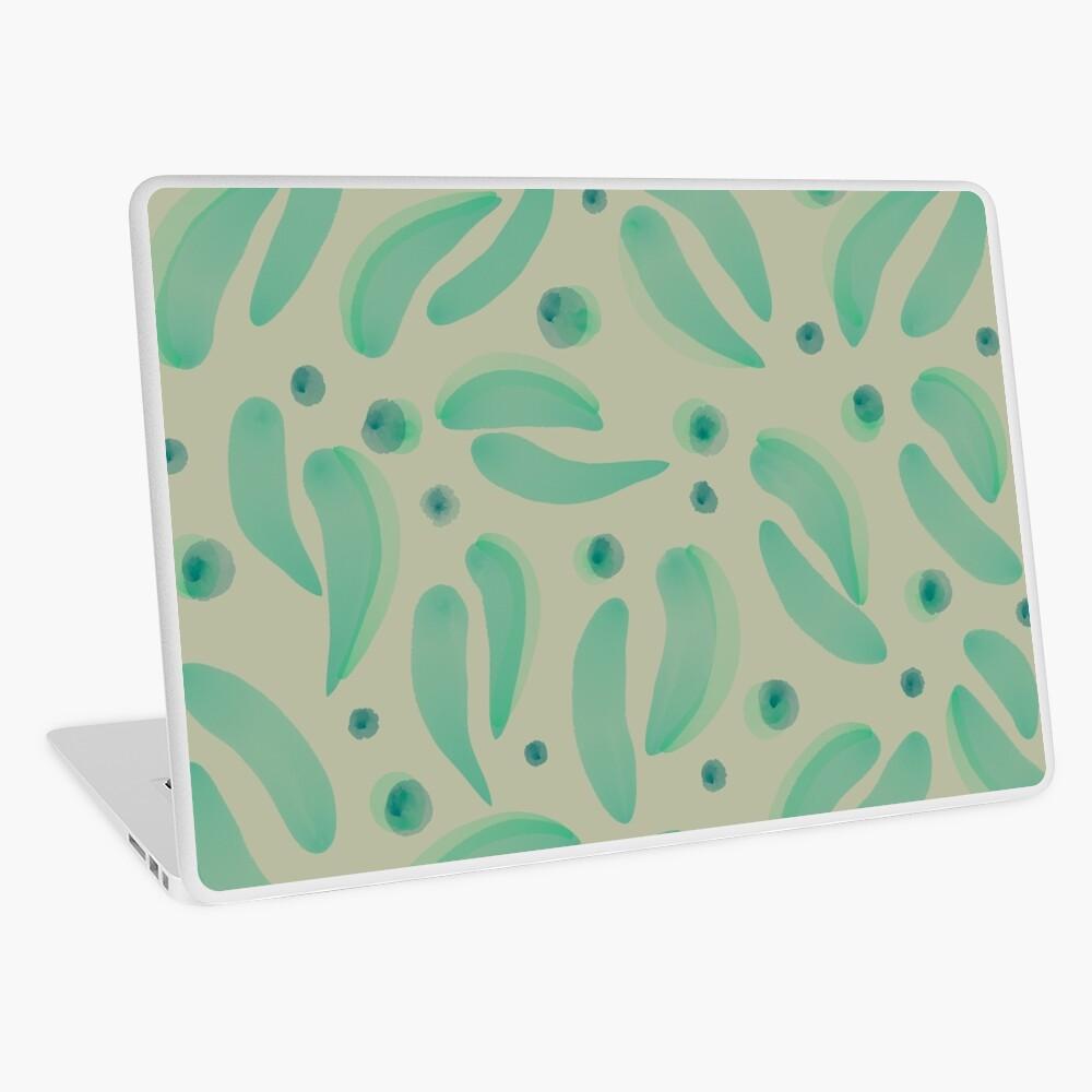 Green Laptop Skin