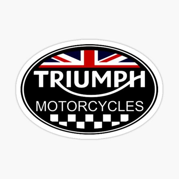 Entreprise de moto Sticker