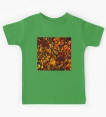 Colourful Sunny Autumn Patterns Kids Clothes
