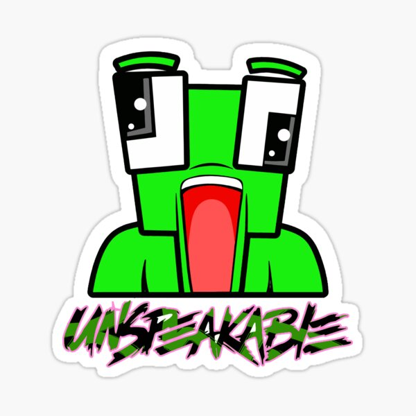 the Unspeakable Sticker