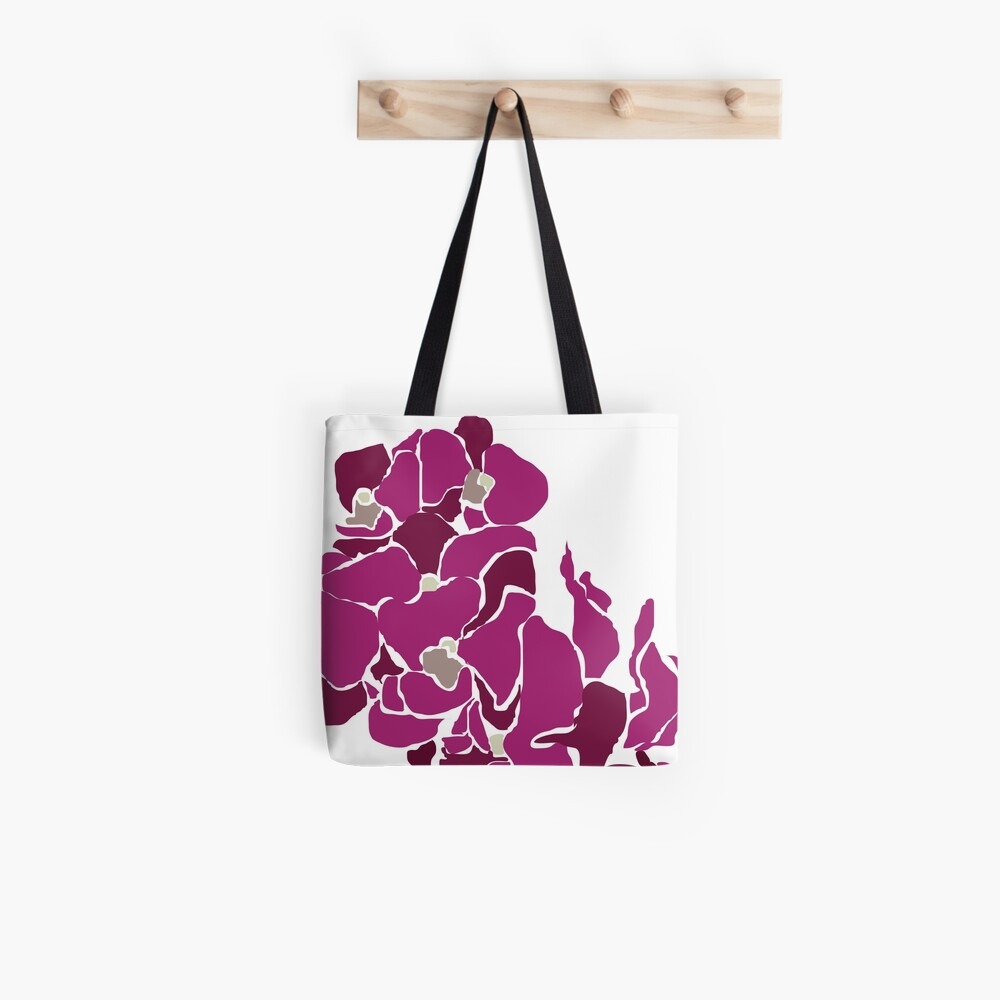 Orchards in Pink B Tote Bag