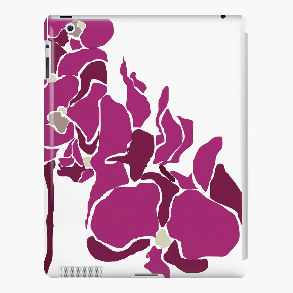Orchards in Pink B iPad Case & Skin