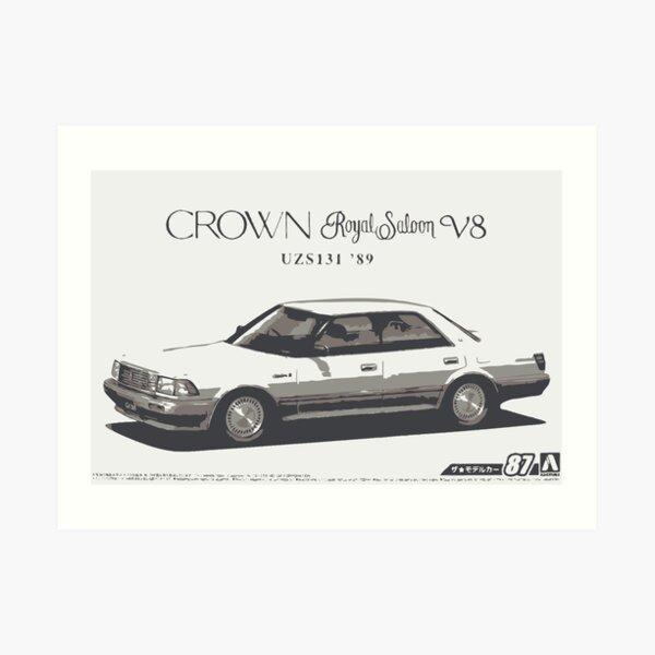 Crown Royal Saloon - UZS131 Art Print
