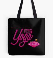 Only Yoga Tote Bag