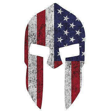 american spartan warriors by jonu99