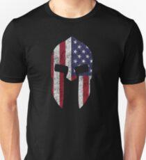 american spartan warriors Unisex T-Shirt