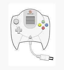 Dreamcast Controller Photographic Print
