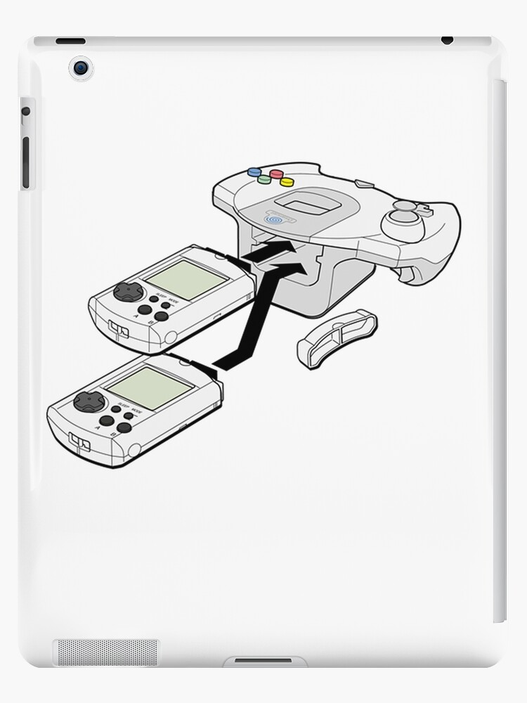 Classic Dreamcast Game Pad by webwax
