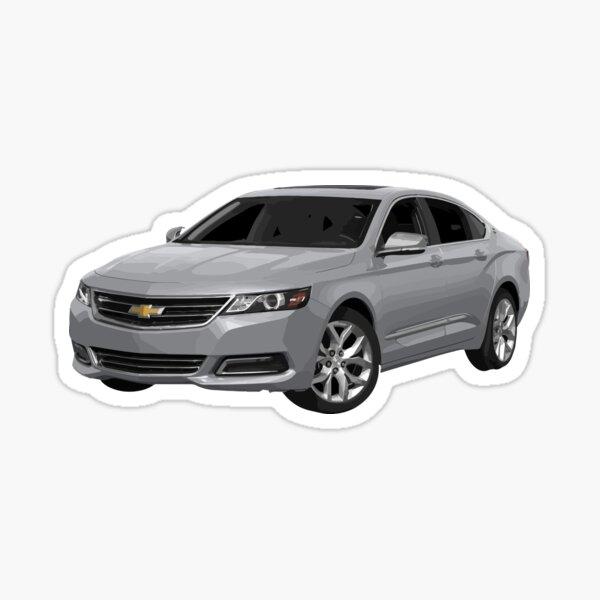 Chevrolet Impala Sticker