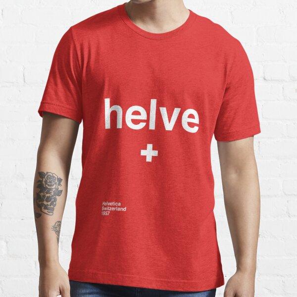 helve Essential T-Shirt