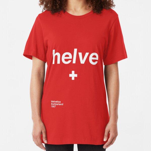 helve Slim Fit T-Shirt