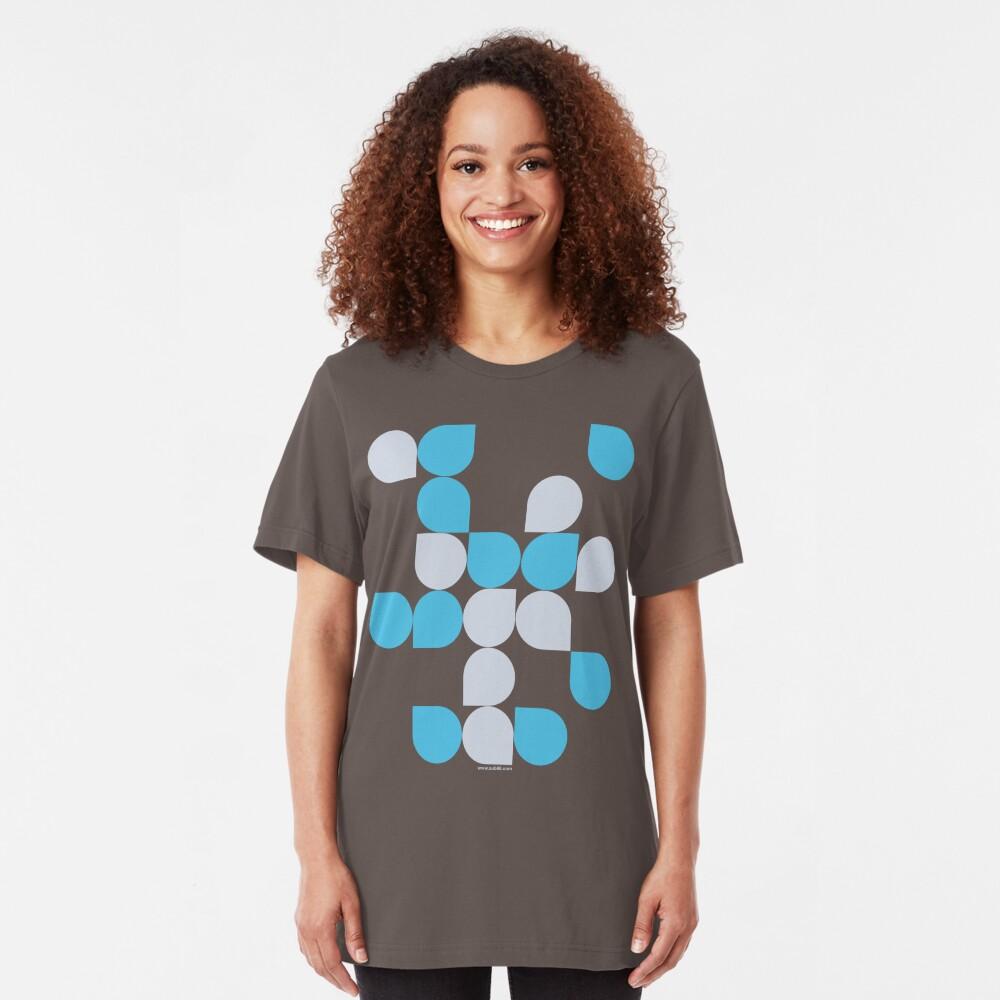 Bubbles 2 Slim Fit T-Shirt