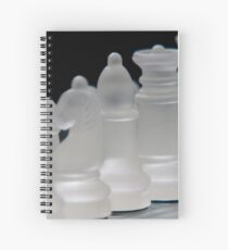 Chess 3 Spiral Notebook