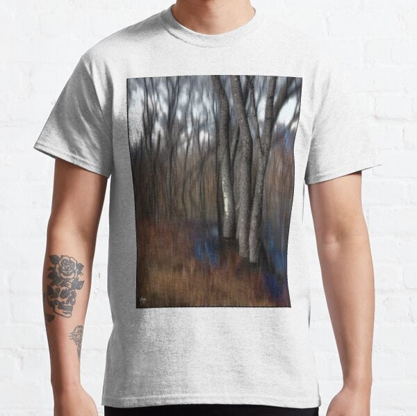 Spring Colors in a Floodplain Forest Classic T-Shirt