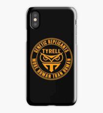 TYRELL CORPORATION - BLADE RUNNER (YELLOW) iPhone Case/Skin