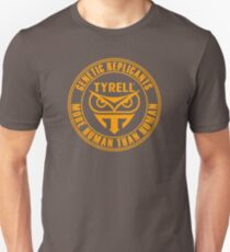 TYRELL CORPORATION - BLADE RUNNER (YELLOW) T-Shirt
