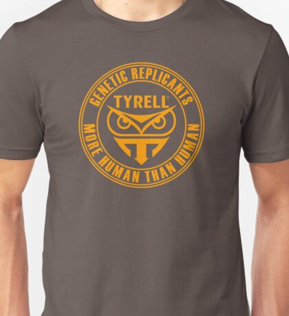 TYRELL CORPORATION - BLADE RUNNER (YELLOW) Unisex T-Shirt