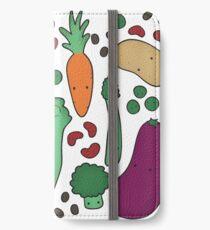 Veggie Delight iPhone Wallet/Case/Skin