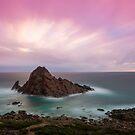 Sugarloaf Rock, Cape Naturaliste, Dunsborough W.A. by Sandra Chung