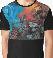 Altered Beast Retro Game Graphic T-Shirt