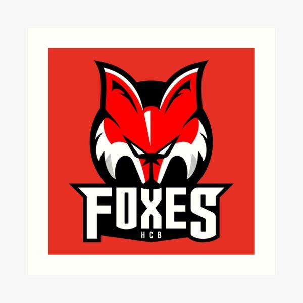 Bolzano-Bozen Foxes Art Print