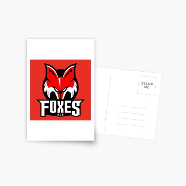 Bolzano-Bozen Foxes Postcard
