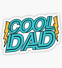 Cool Dad Sticker