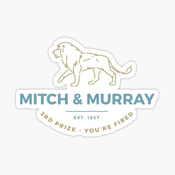 Mitch & Murray Glossy Sticker