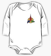 Klingon Empire Kids Clothes