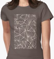 Ab Fan Grey And Nude T-Shirt