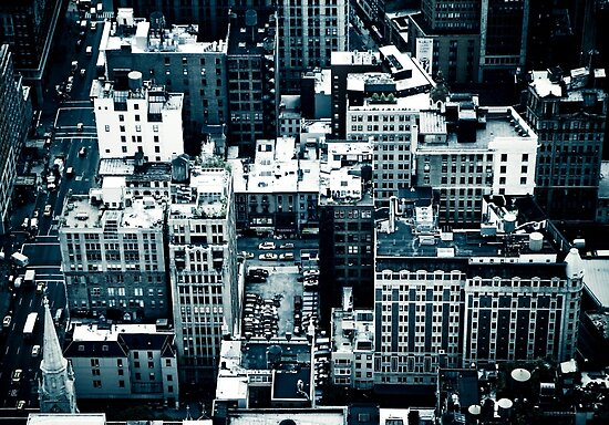 New York City by Jen Wahl