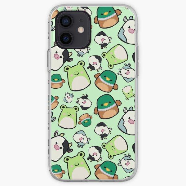 squishy best friends iPhone Soft Case