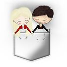 Captain Swan Pocket by onceuponatimes