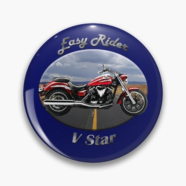 Yamaha V Star Easy Rider Pin
