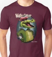 Wally Gator, the Remix Unisex T-Shirt