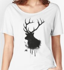 Elk Women's Relaxed Fit T-Shirt