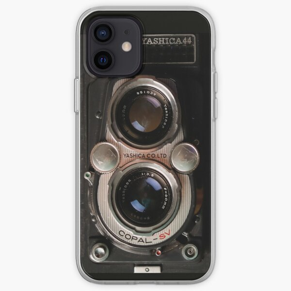 Old Cameras, Retro Camera, Vintage Photography, Aesthetic, Antique iPhone Soft Case
